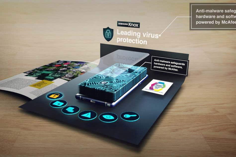 Samsung AR Experience