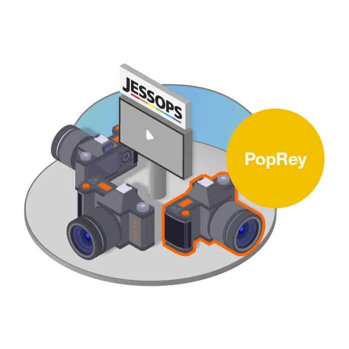 Reydar PopRey - AR product experience platform